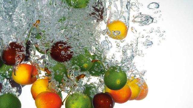 gambar wallpaper buah segar
