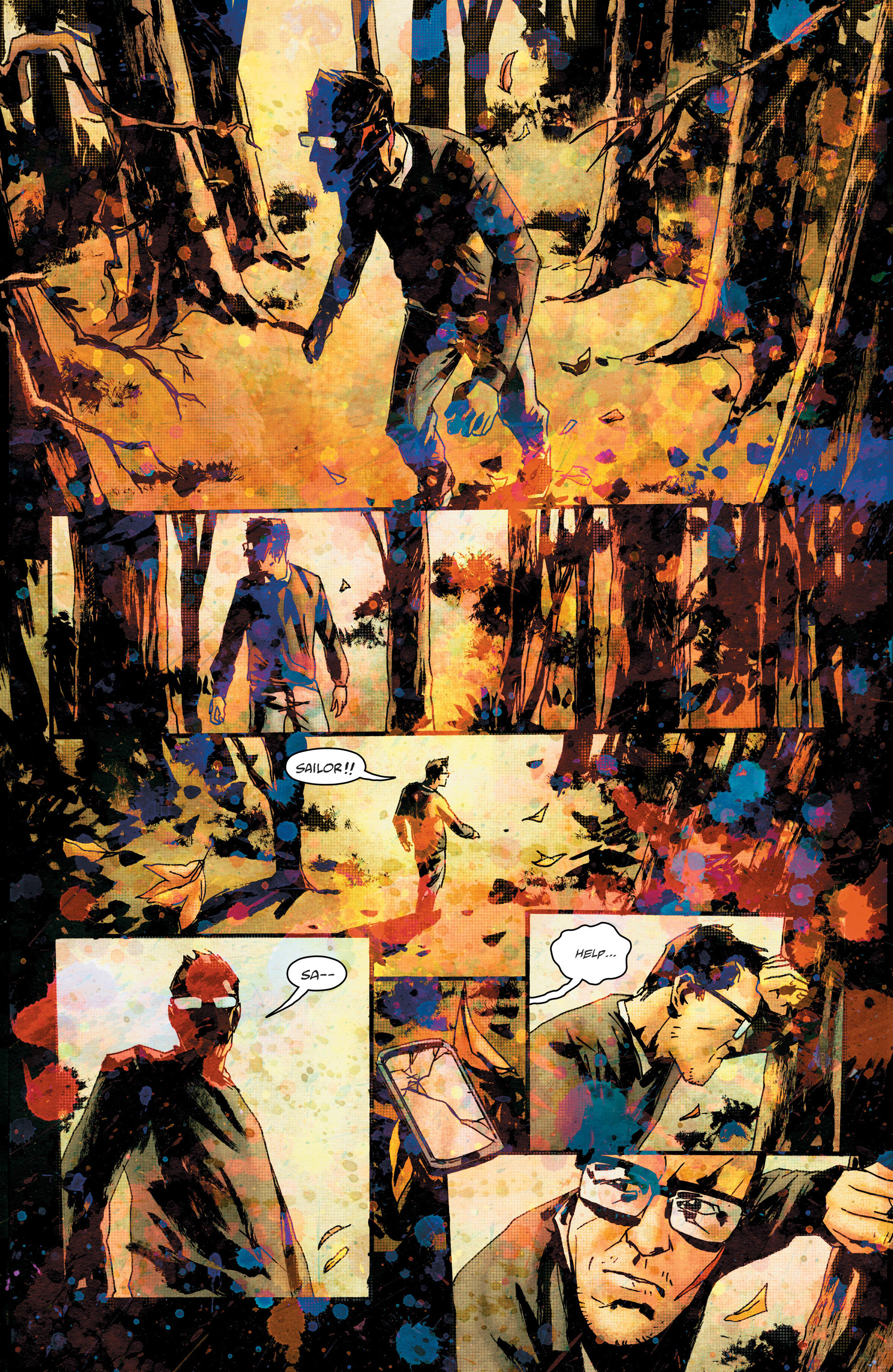Read online Wytches comic -  Issue #3 - 13