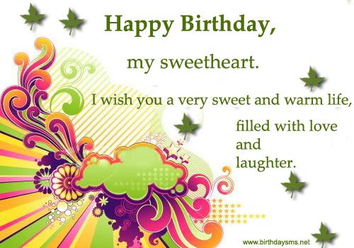 funny-love-sad-birthday sms: birthday wishes for boss