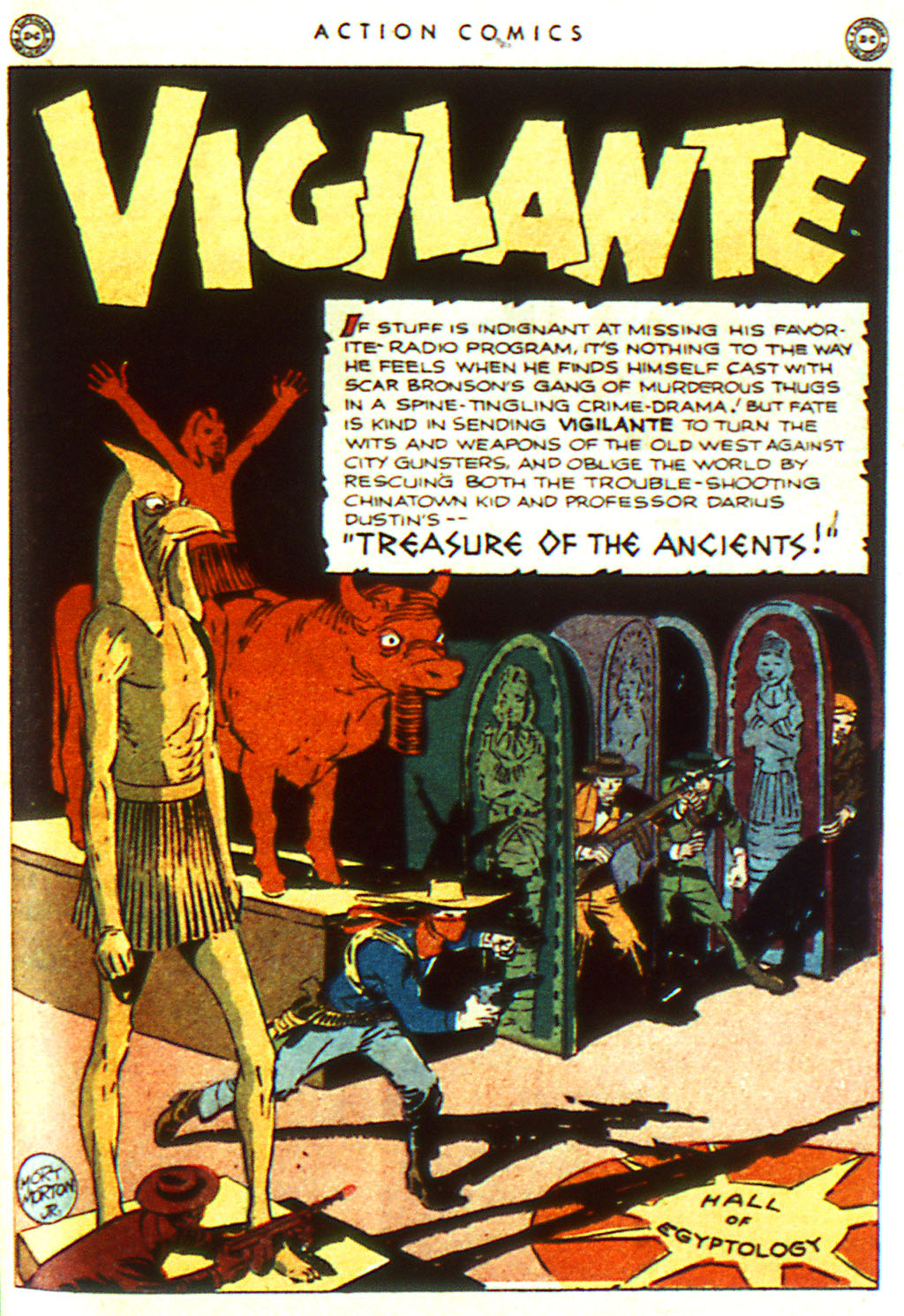 Action Comics (1938) 98 Page 38