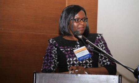 """""""APC is a party not only for today but for the future generation"""" - Mrs Ibekaku-Nwageu"""