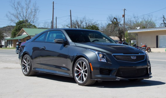 cadillac ats v coupe release date news auto. Black Bedroom Furniture Sets. Home Design Ideas