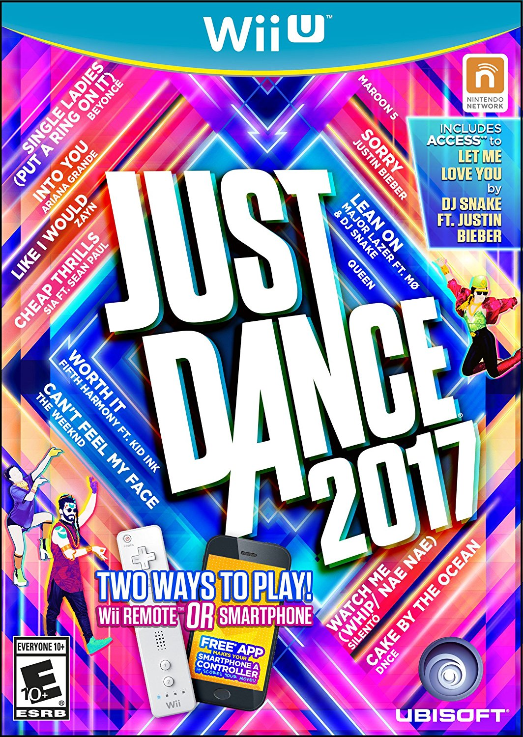 [GAMES] Just Dance 2017 – WiiERD (Wii/PAL)