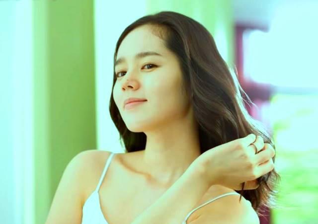 Model Rambut Ala Han Ga In