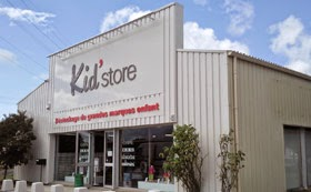 Le magasin d'usine Kid'store outlet