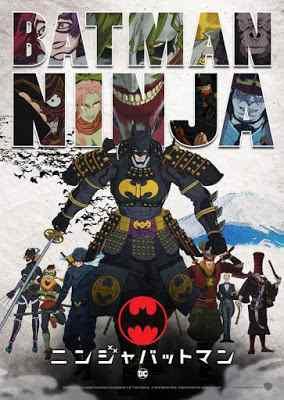 Batman Ninja Full Movie Watch Online In HD