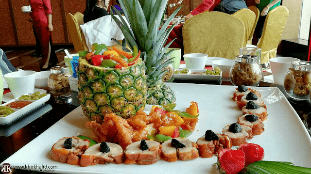 Sunway Resort Hotel & Spa, Joyous Reunion,