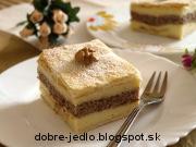 Juhoslovanský krémeš - recept