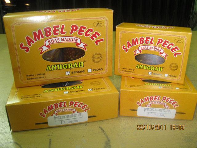 Sambel Pecel