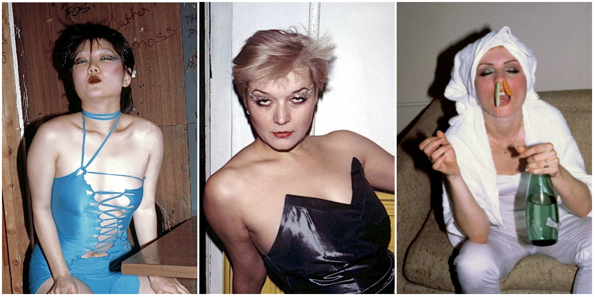 Wild Women: Amazing Portraits of New York's Fierce Female Artists in the 1970s and '80s