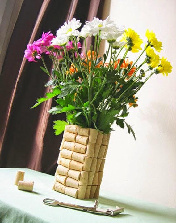 3 diy une id e originale de cadeau un vase plusieurs mod les de tutos bettinael passion. Black Bedroom Furniture Sets. Home Design Ideas