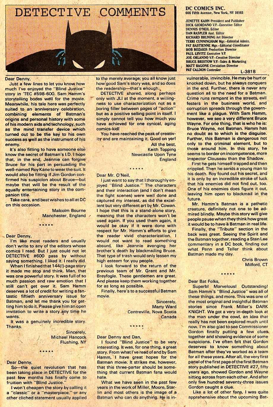 Detective Comics (1937) 603 Page 23