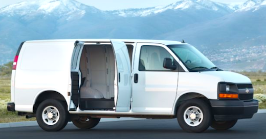 2019 chevrolet express cars authority. Black Bedroom Furniture Sets. Home Design Ideas