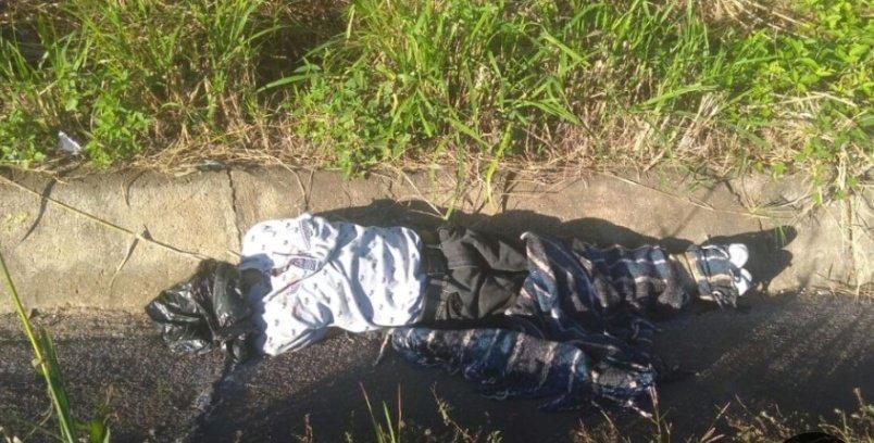 Fotos, Hallan dos cuerpos ejecutados y maniatados en Nayarit