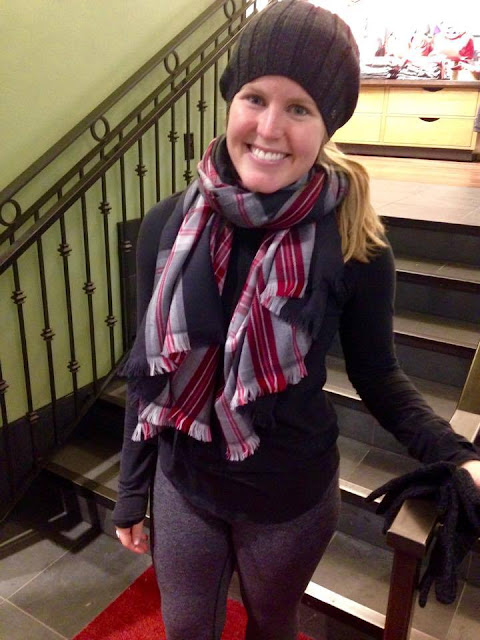 lululemon pranayama scarf blissed out hat