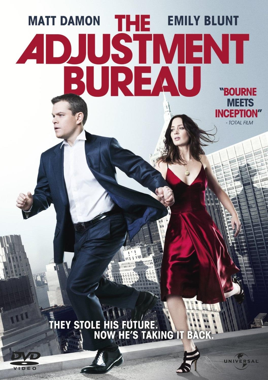 The Adjustment Bureau-The Adjustment Bureau