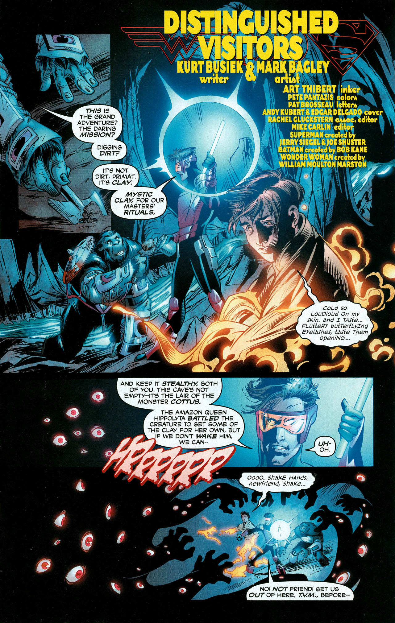 Read online Trinity (2008) comic -  Issue #11 - 3