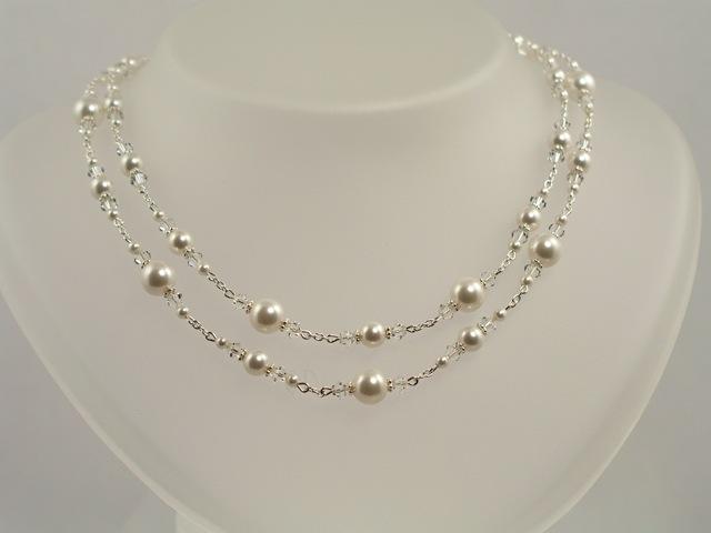 WORLD INFO CLASSIC: Bridal Jewelry -Exciting New Swarovski