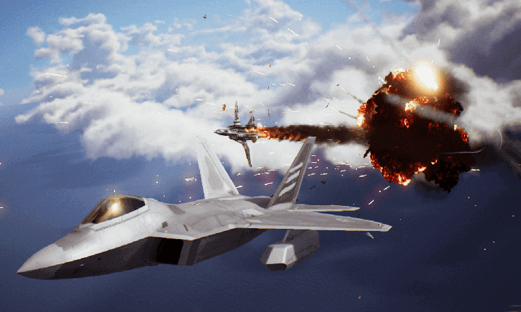 تحميل لعبة Ace Combat 7 Skies Unknown مضغوطة للكمبيوتر