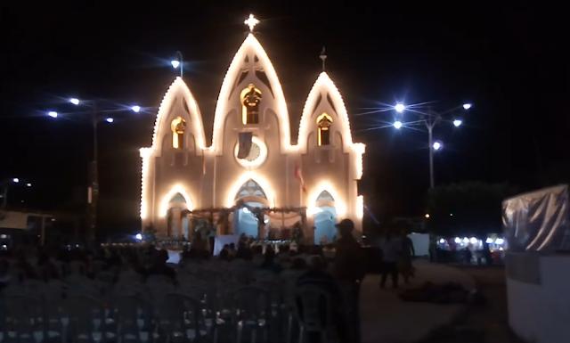 Festa da Padroeira Nossa Senhora do Rosário em Delmiro Gouveia, começa nesta quinta-feira (11)
