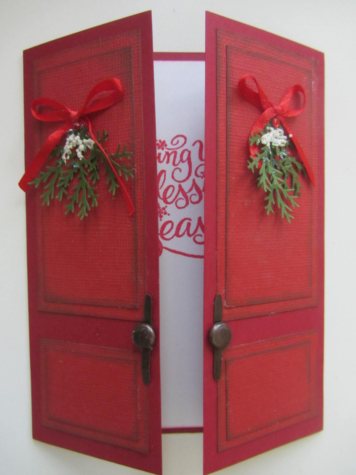 Image result for diy christmas card ideas
