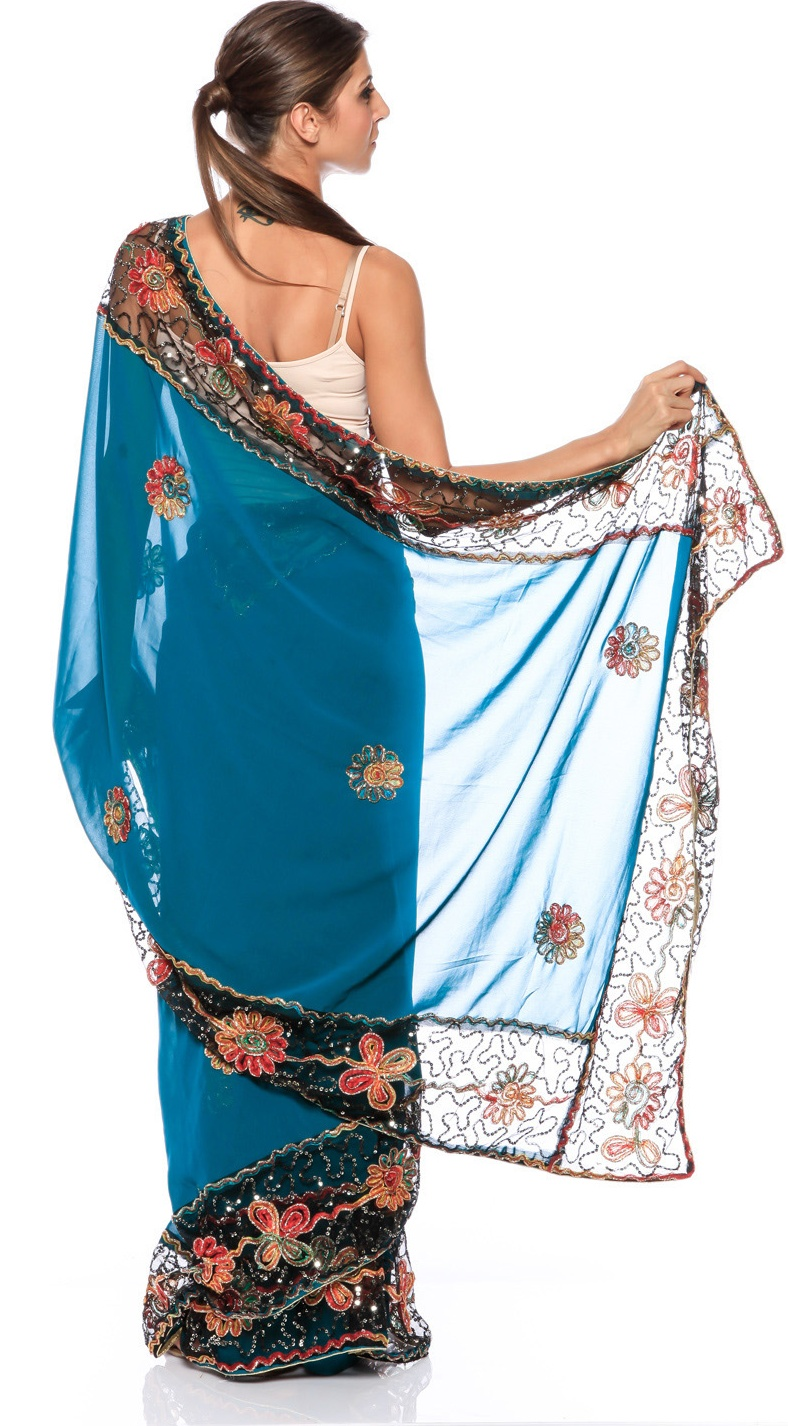Latest Indian Bridal Saree 2013 l Party Wear Indian Saree Collection ...