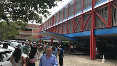 Terremoto em São Luís: Servidores do TCE-MA evacuam prédio