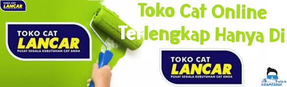 Toko Cat Online Terlengkap Di Tokocatlancar.com