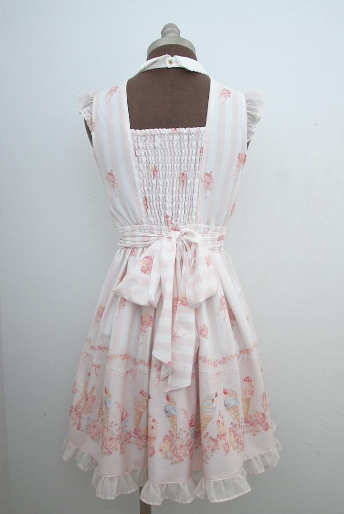 6b178629014 Emiiichan Blog ☆   Liz Lisa ice cream OP and sunflower jumper skirt ...