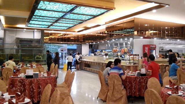 oriental palace Ground Floor Main DIning Area