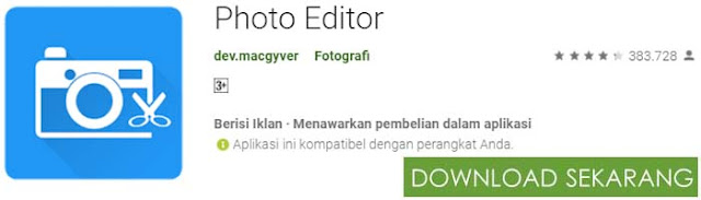 aplikasi pengedit photo seperti photoshop
