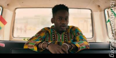Video Premiere Riton - Money ft. Kah-Lo, Mr Eazi, Davido