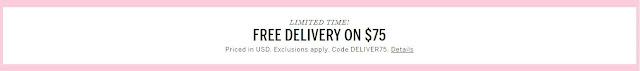 Victoria Secret Free Shipping Code