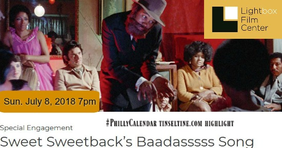 Lightbox Film Center Presents Sweet Sweetback's Baadasssss Song