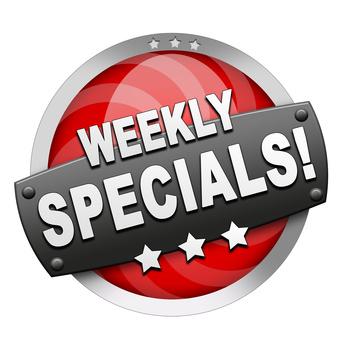 TechnoPlus Weekly Deals Specials!