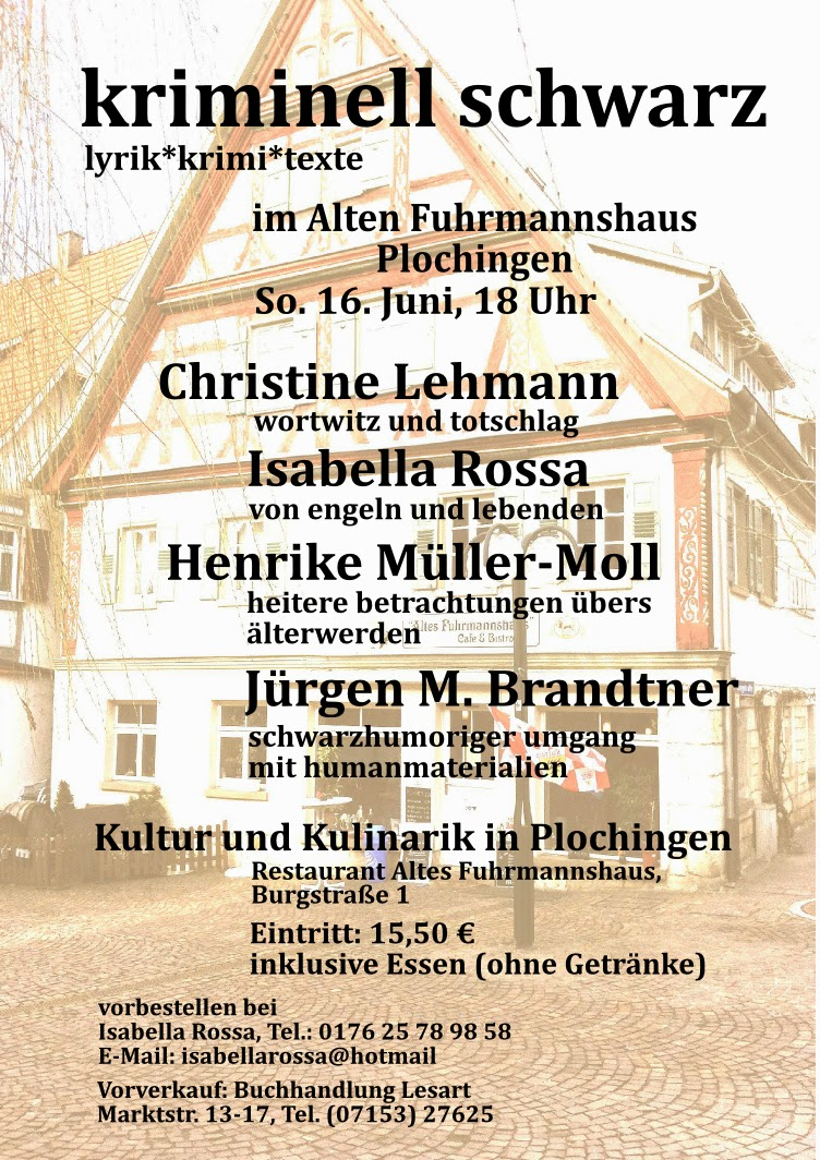 Christine Lehmann: Kultur in Plochingen