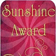 loveletters and snippets: The Sunshine award has got its hat on.