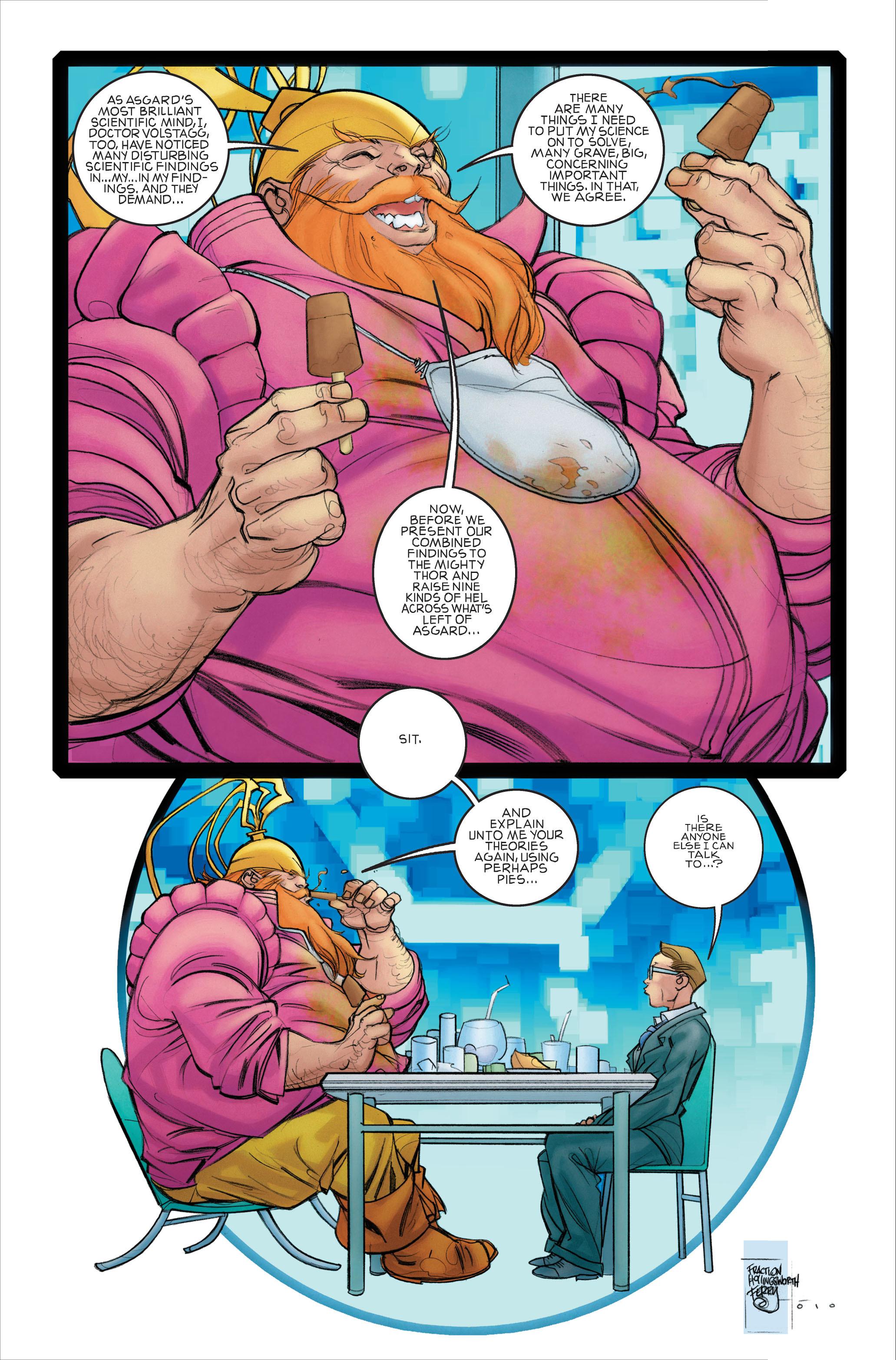 Thor (2007) Issue #615 #28 - English 22