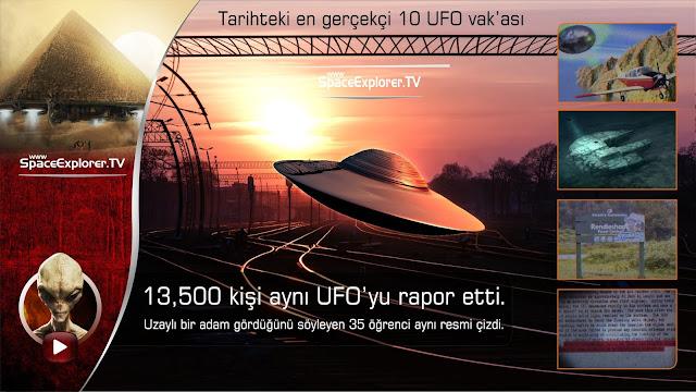 UFO, Gerçek UFO görüntüleri, Gerçek uzaylı görüntüleri, UFO'lar gerçek mi?, Uzayda hayat var mı?, Videolar, rendlesham hadisesi, Shag limanı, ISS, frederick valentich,