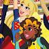 DC Super Hero Girls: Jogos Intergalácticos em DVD no Brasil!