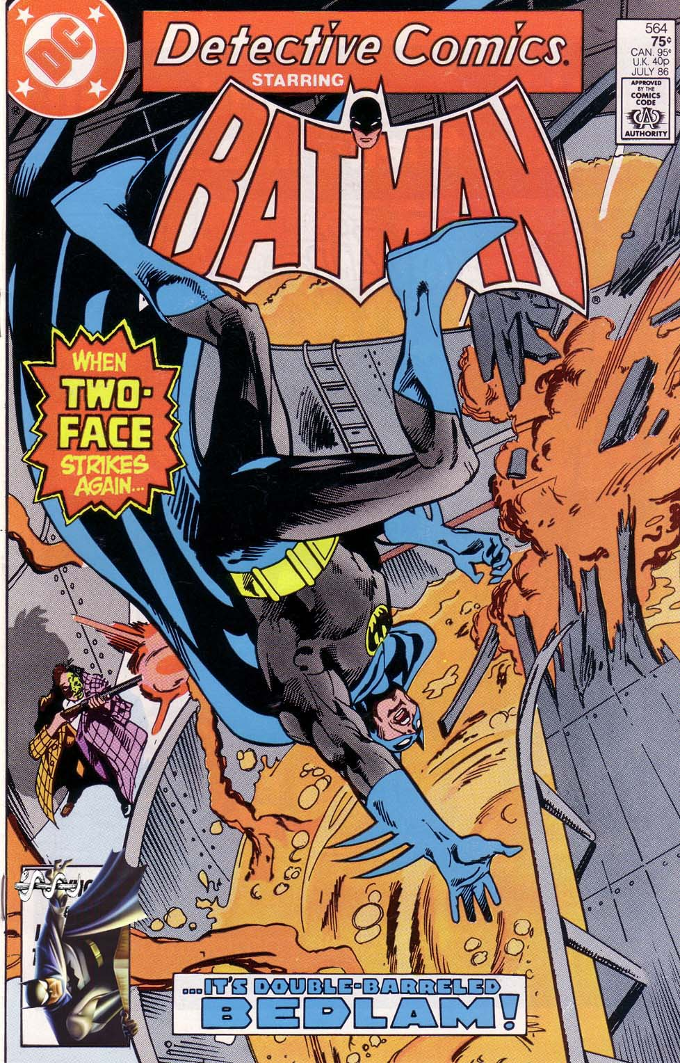 Detective Comics (1937) 564 Page 1