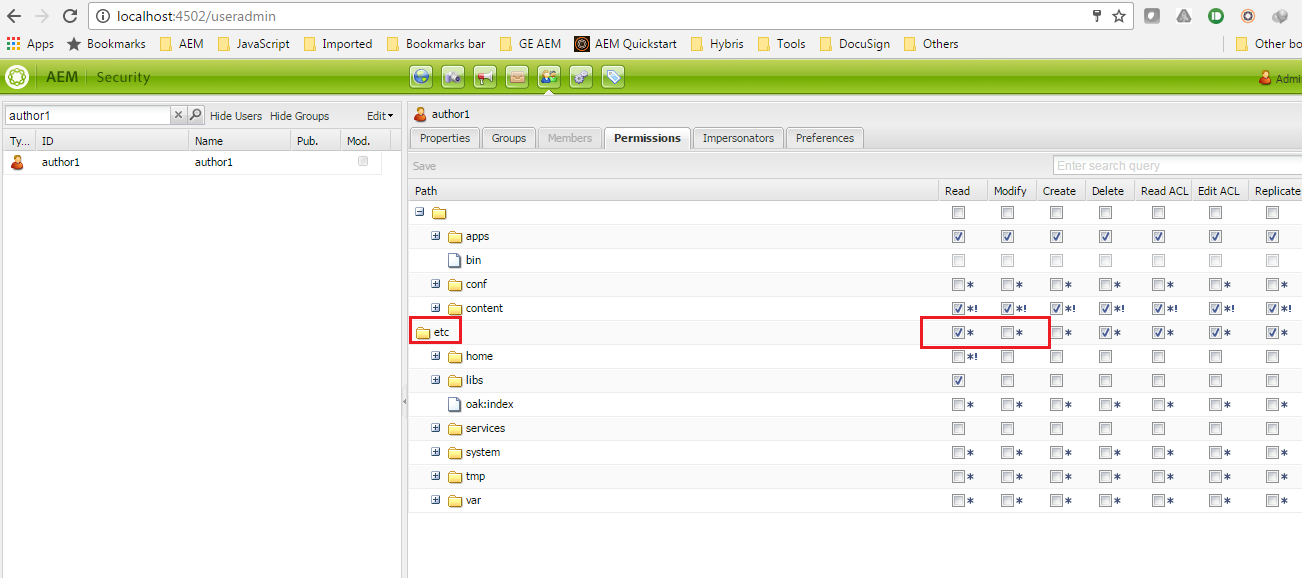 Aem Design And Preview Mode Toolbar Not Visible