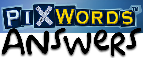 Here You Can Find The Pixwords Answers In English From      Letters Search Through Them And Find The