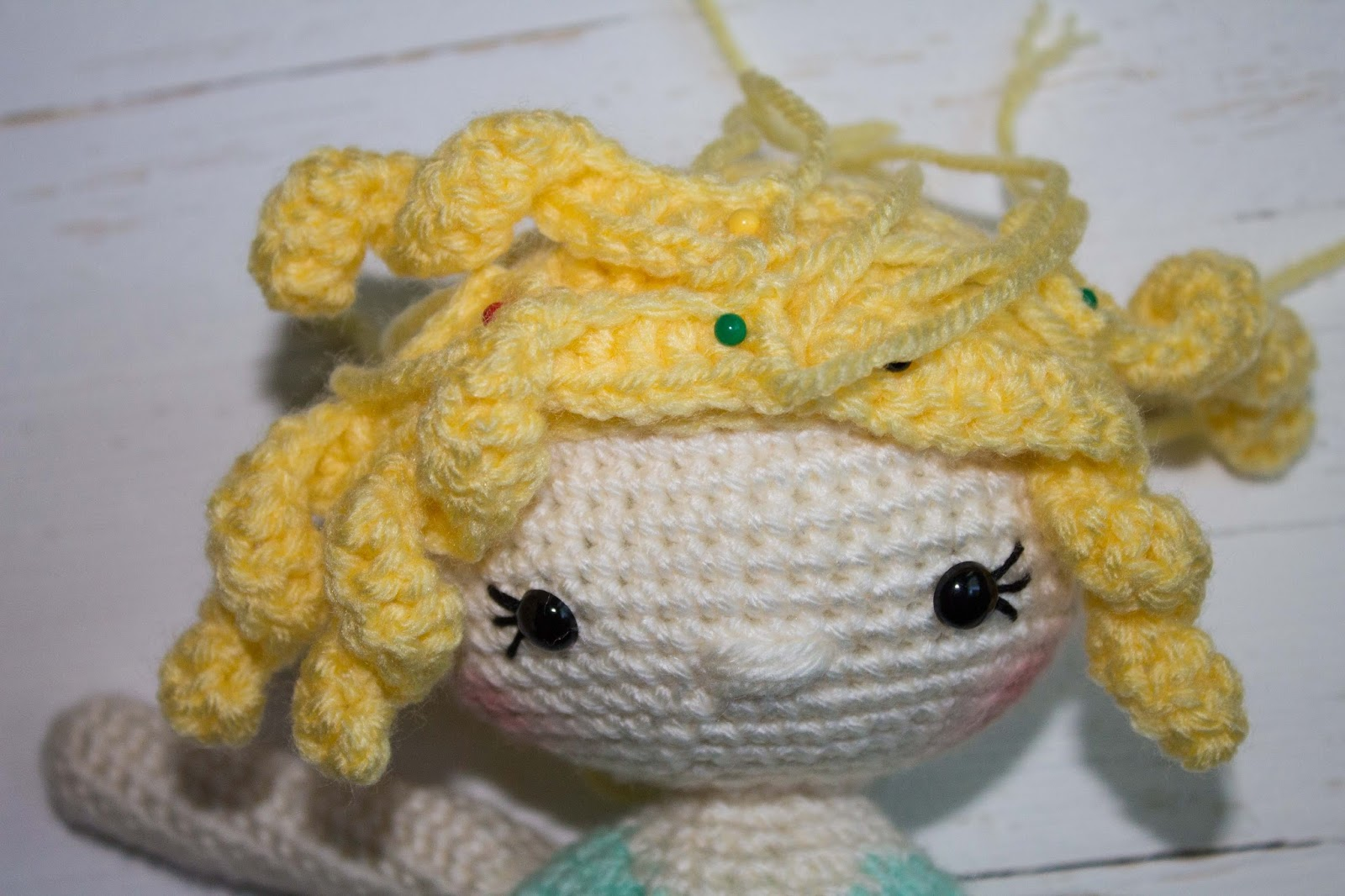 AMIGURUMI HAIR - YouTube | 1066x1600