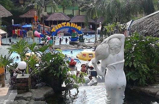 Tirtania Waterpark Kota Bogor Selatan