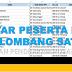 Daftar Nama Peserta PPG 2018 Gelombang Satu Prov Jateng
