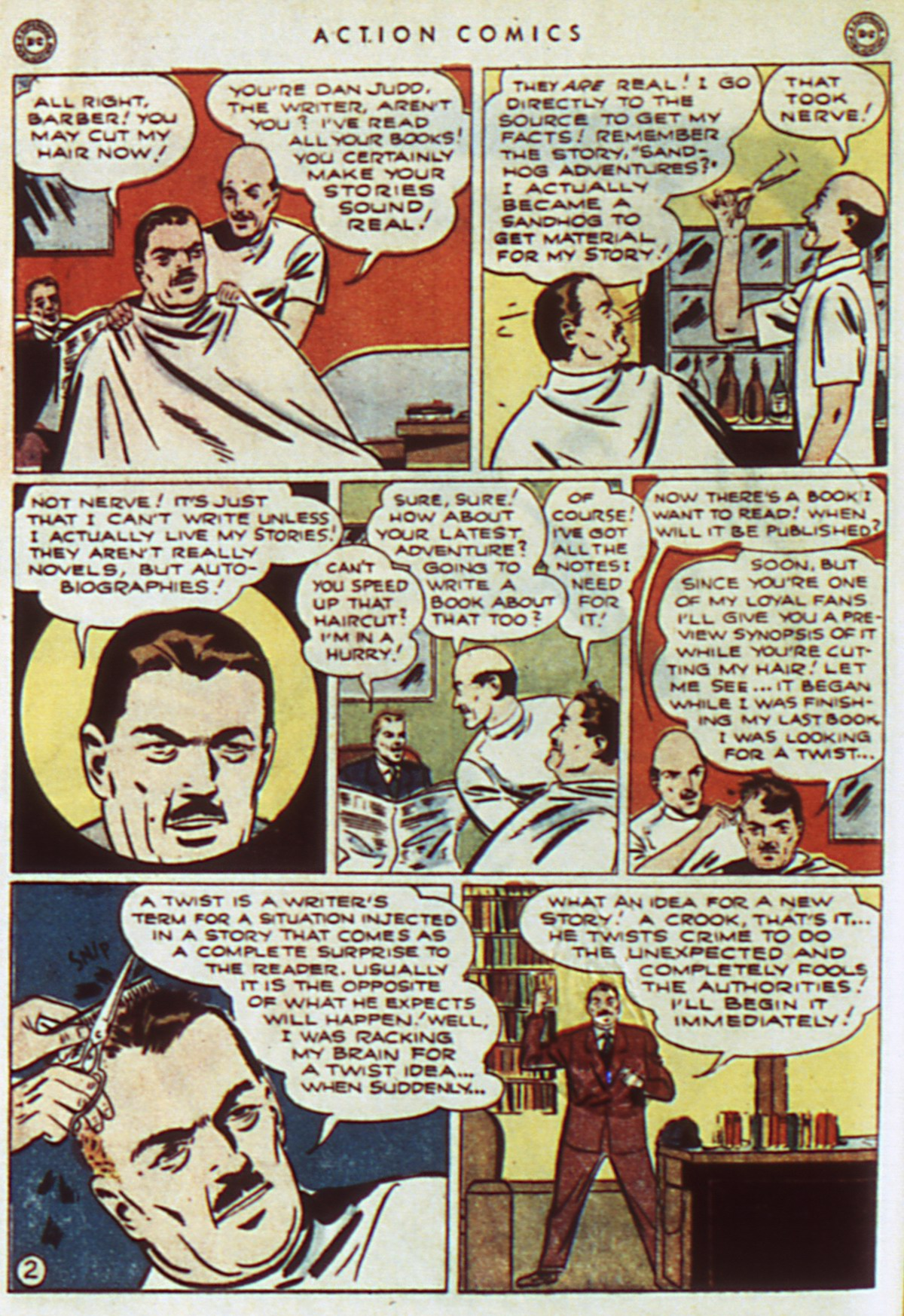 Read online Action Comics (1938) comic -  Issue #96 - 4