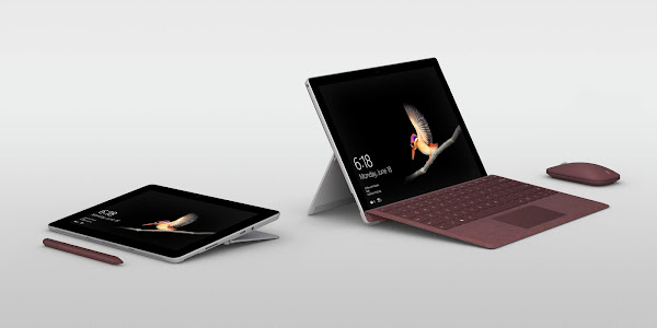 Get a $50 Best Buy gift card when you pre-order the Microsoft Surface Go tablet