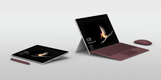 Microsoft Surface Go officially announced