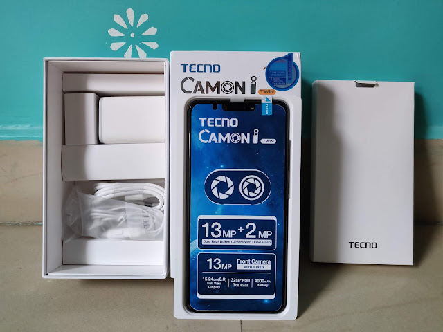 Tecno Camon i TWIN